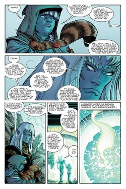 Ragnarok Issue No. 6: Home Coming - Page 12 by Walter Simonson