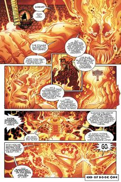 Ragnarok Issue No. 6: Home Coming - Page 20 by Walter Simonson