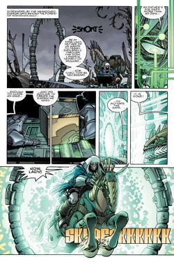 Ragnarok Issue No. 6: Home Coming - Page 4 by Walter Simonson