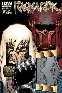 Ragnarok Issue No. 7 - Standard Cover by Walter Simonson