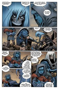 Ragnarok Issue No. 9: The Games of Life and Death - Page 15 by Walter Simonson
