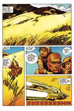 Star Slammers Issue No. 1 - Page 15 by Walter Simonson