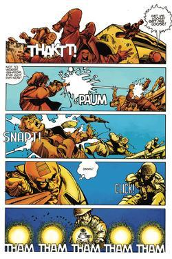 Star Slammers Issue No. 1 - Page 18 by Walter Simonson