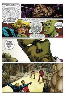 Star Slammers Issue No. 2 - Page 10 by Walter Simonson