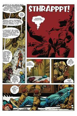 Star Slammers Issue No. 2 - Page 7 by Walter Simonson