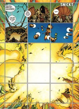 Star Slammers Issue No. 3 - Page 15 by Walter Simonson