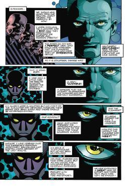Star Slammers Issue No. 5: The Minoan Agendas, Chapter 2: The Empire - Page 7 by Walter Simonson