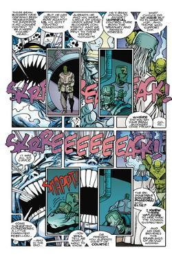 Star Slammers Issue No. 7: The Minoan Agendas, Chapter 4: The Ship - Page 21 by Walter Simonson