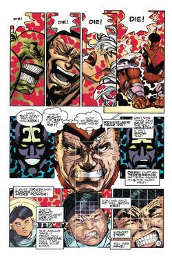 Star Slammers Issue No. 8: The Minoan Agendas, Chapter 5: The Contract - Page 13 by Walter Simonson