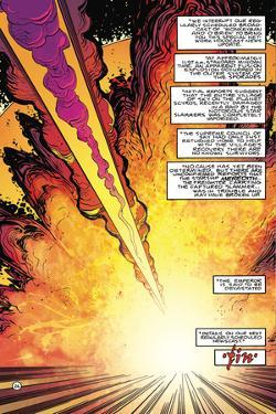 Star Slammers Issue No. 8: The Minoan Agendas, Chapter 5: The Contract - Page 26 by Walter Simonson