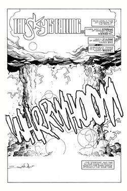 Star Slammers: The Sky is Falling - From the Collected Edition by Walter Simonson