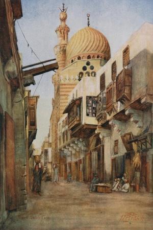 Souk Selal, the Armourers' Bazaar, Cairo