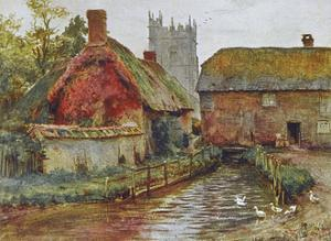 Wessex, Affpuddle 1906 by Walter Tyndale