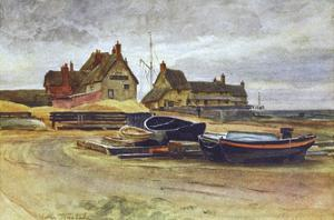 Wessex, Bridport 1906 by Walter Tyndale