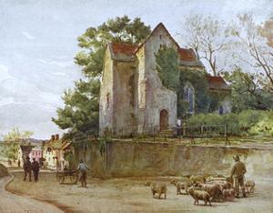 Wessex, Wareham, Anglebury by Walter Tyndale