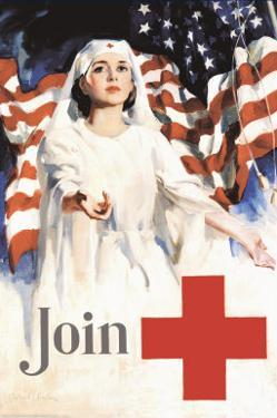 Join, American Red Cross by Walter W. Seaton