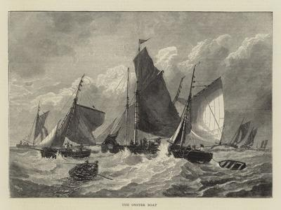 The Oyster Boat