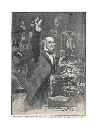 Gladstone in 1886