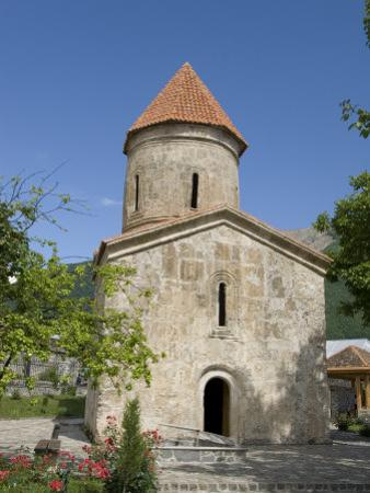 Albanian Church, Dating from the 12th Century, Kish, Near Shaki, Azerbaijan