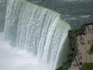 Horseshoe Falls, Niagara, Ontario, Canada by Waltham Tony