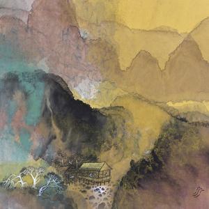 Gazing at the Autumn Colours by Wang Jia'Nan
