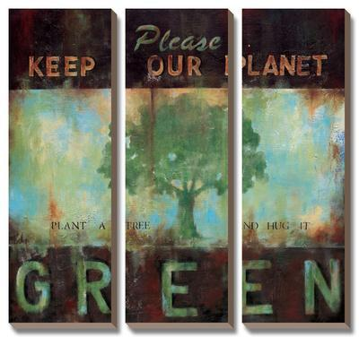 Green Planet by Wani Pasion