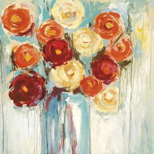 Sunlit Blooms by Wani Pasion