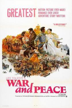 War and Peace, (Aka Voyna I Mir), 1966