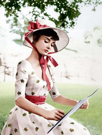 War and Peace, Audrey Hepburn, 1956