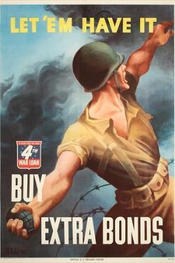 War Bond Poster
