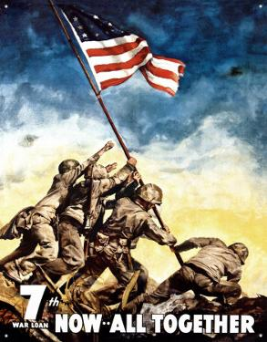 War Bonds Iwo Jima
