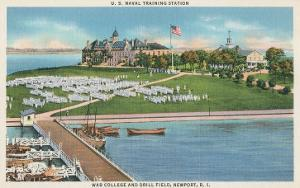 War College, Newport, Rhode Island