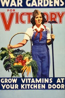 War Gardens for Victory, 1942