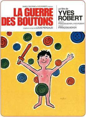 War of the Buttons French Style Movie Poster