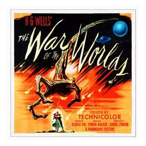 War of the Worlds, 1953