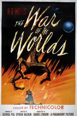 War Of The Worlds, Ann Robinson, Gene Barry, 1953