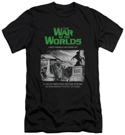 War Of The Worlds - Attack People Poster (slim fit)