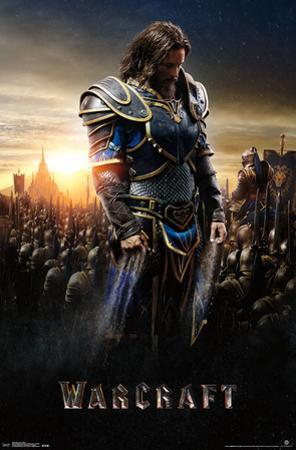 Warcraft- Anduin Lothar Alliance Commander