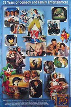 Warner Bros 75Th Anniversary