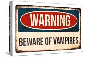 Warning - Beware of Vampires