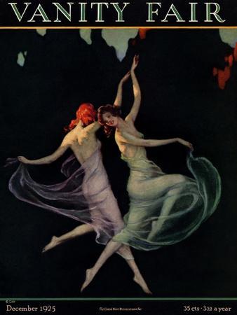 Vanity Fair Cover - December 1925