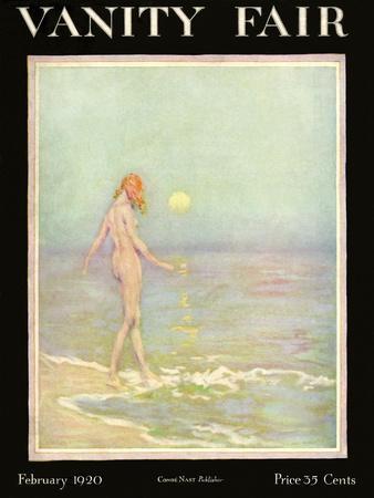 Vanity Fair Cover - February 1920