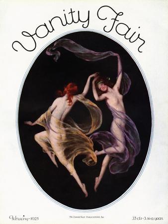 Vanity Fair Cover - February 1925