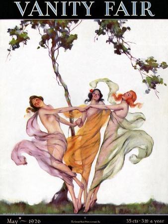 Vanity Fair Cover - May 1926