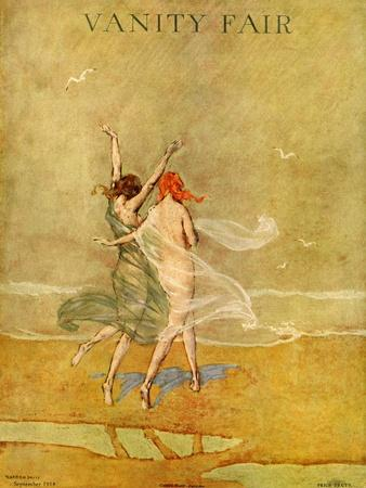 Vanity Fair Cover - September 1918