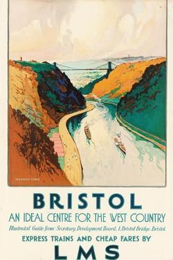 Bristol, 1931 by Warwick Goble