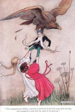 The Compassionate Children by Warwick Goble