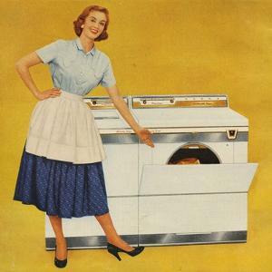 Washing Machines, USA