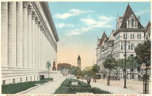 Washington Avenue, Albany, New York
