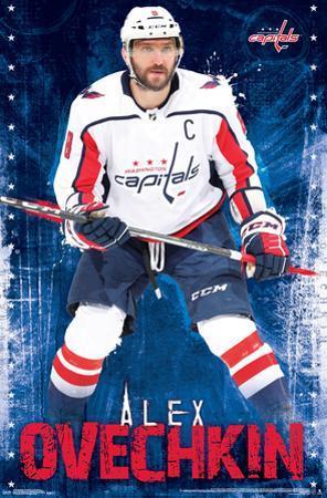 Washington Capitals? - Alex Ovechkin